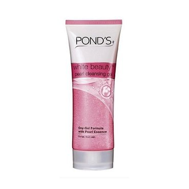 Pond's White Beauty Pearl Cleansing Gel