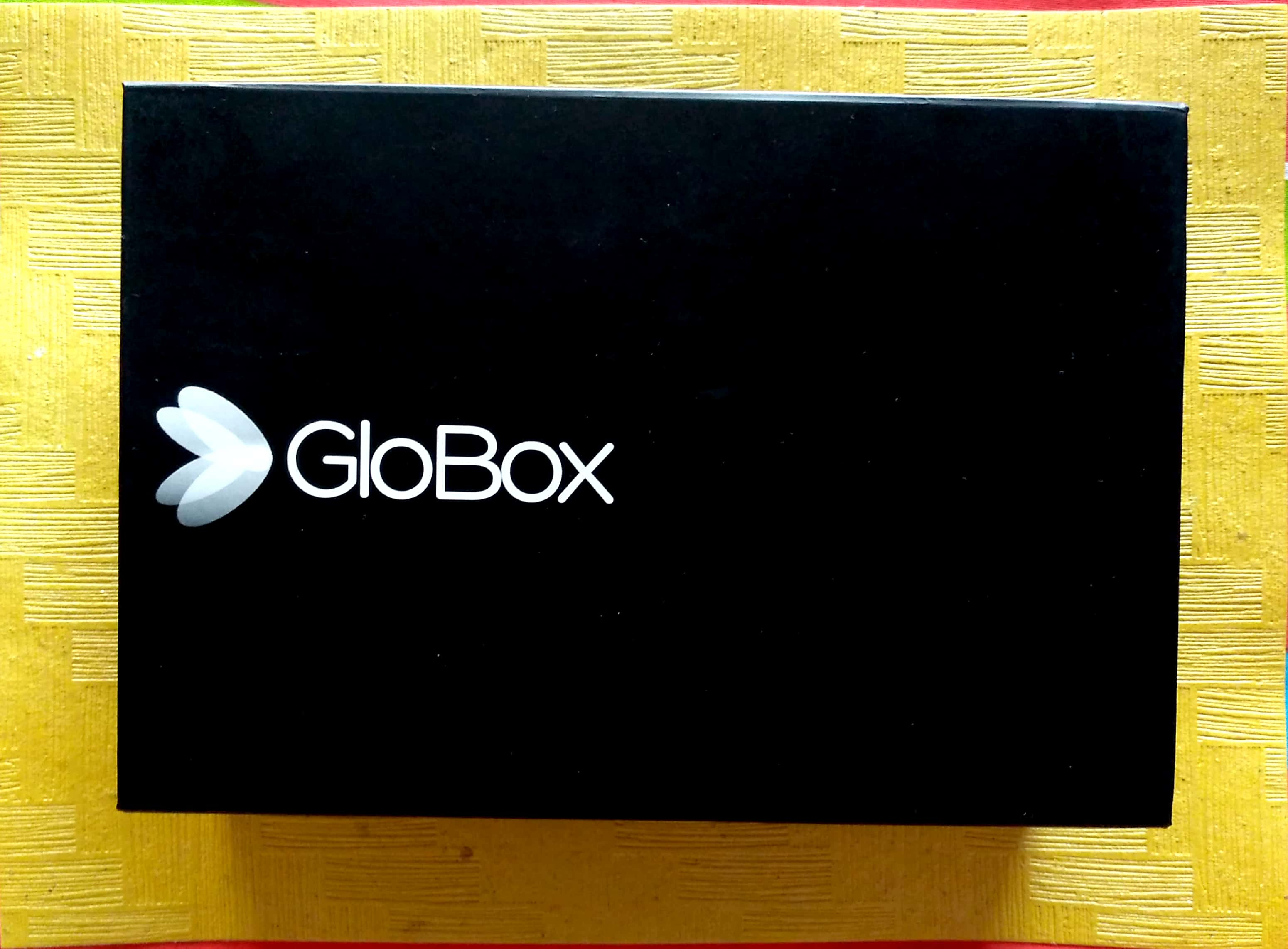 GloBox April 2018 Unboxing And Review