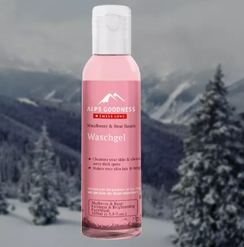 Alps Goodness Mulberry & Rose Face Wash Review