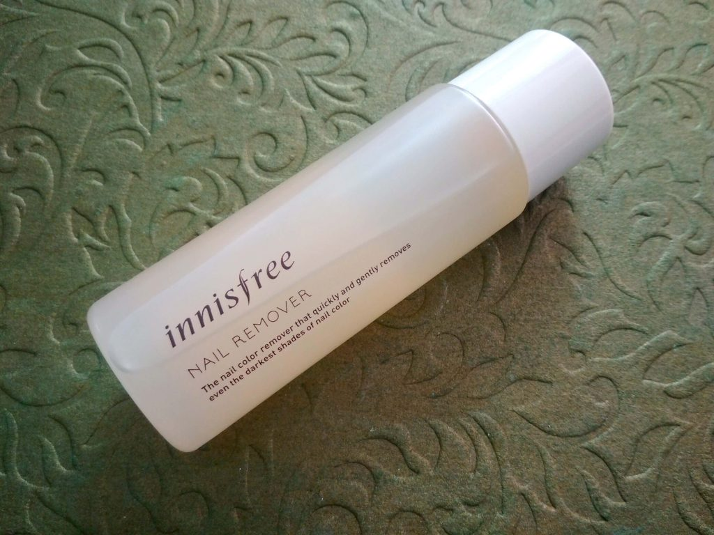 Packaging Of Innisfree Nail Remover