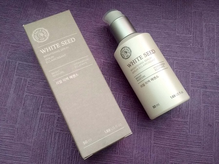 Packaging Of The Face Shop White Seed Brightening Serum