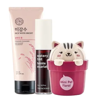 The Face Shop Travel Friendly Holiday Combo - Best Mothers Day Gifts 2019