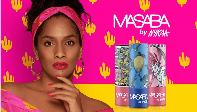 Masaba by Nykaa Lipstick Range Launched
