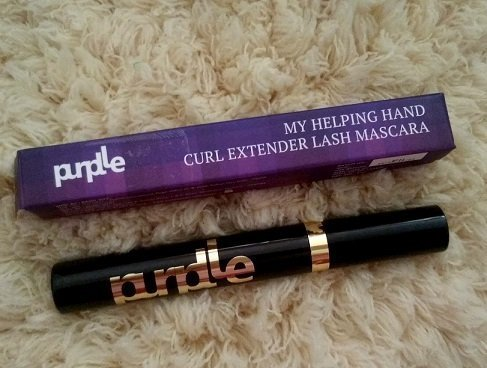 Purplle My Helping Hand Curl Extender Lash Mascara