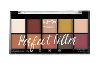 NYX Perfect Filter Eyeshadow Palette – Rustic Antique Review