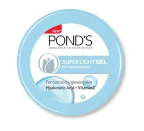 New Ponds Super Light Gel Oil Free Moisturiser Review