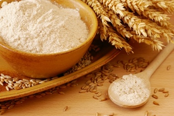 Best Ayurvedic Treatments For Dry Skin - Use Wheat Flour