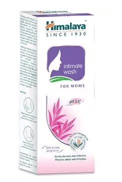 Himalaya Intimate Wash For Moms Review Khushi Hamesha